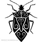 bug-tribal-style-free-vector-2040